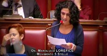 Marialucia Lorefice M5S