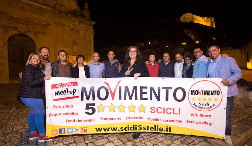 #Scicli5Stelle sarà bello farneparte