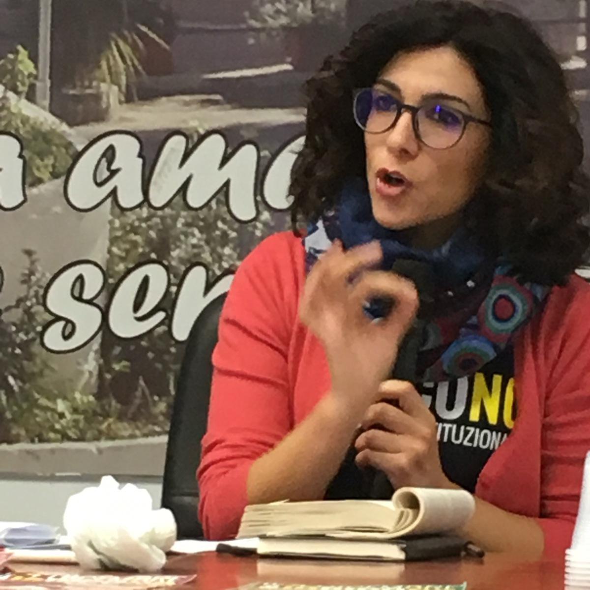 Interrogazione della Dep. Marialucia lorefice al Ministro dell'InternoMinniti