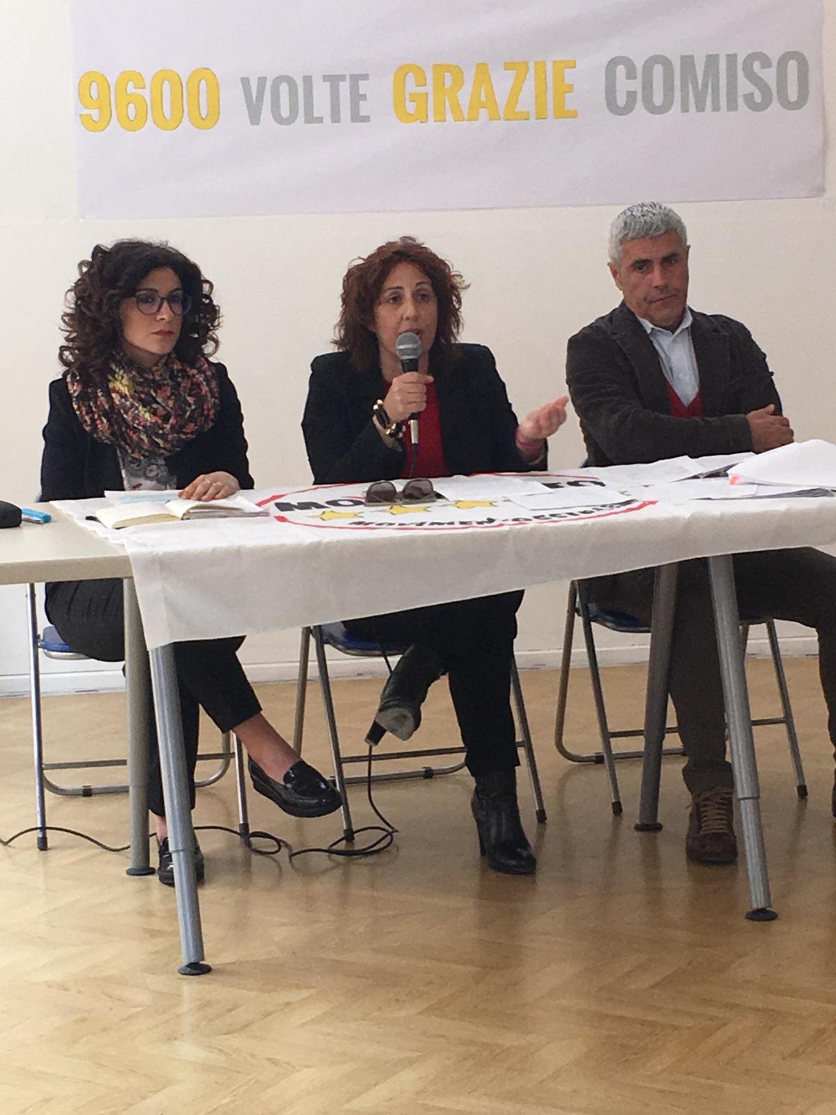 Ferreri, Lorefice, Meetup M5S Comiso: «Sarà la magistratura a far luce sul project financing per il cimiterocittadino»