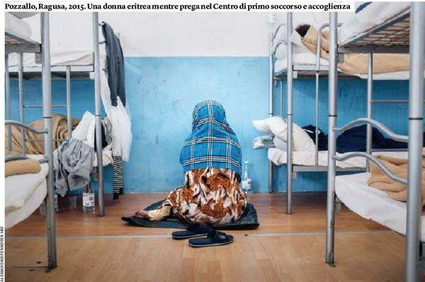 Migranti, il M5S contro gli hotspot siciliani-Intervista di Marialucia Lorefice alTg74