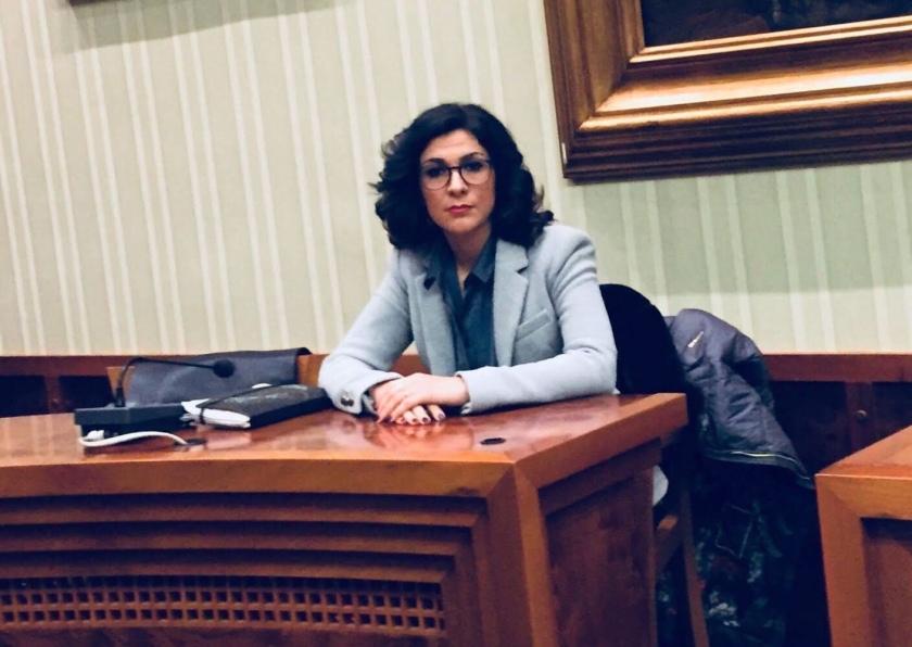Dep. Marialucia Lorefice