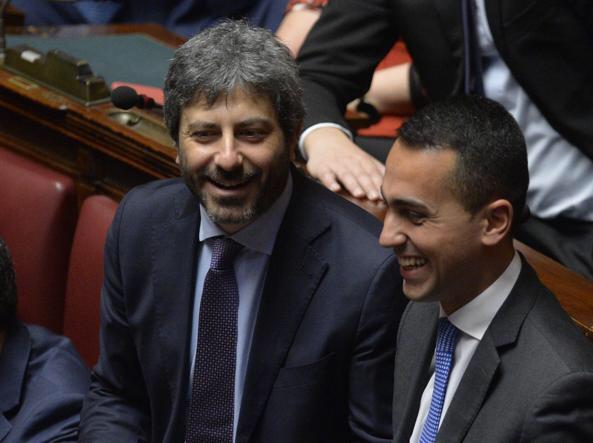Il discorso di insediamento di Roberto Fico alla Presidenza della Camera deiDeputati