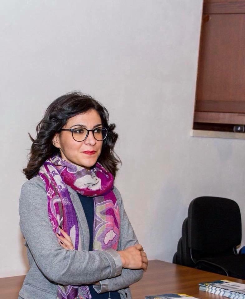 Marialucia Lorefice ha incontrato il prefetto di Ragusa FilippinaCocuzza