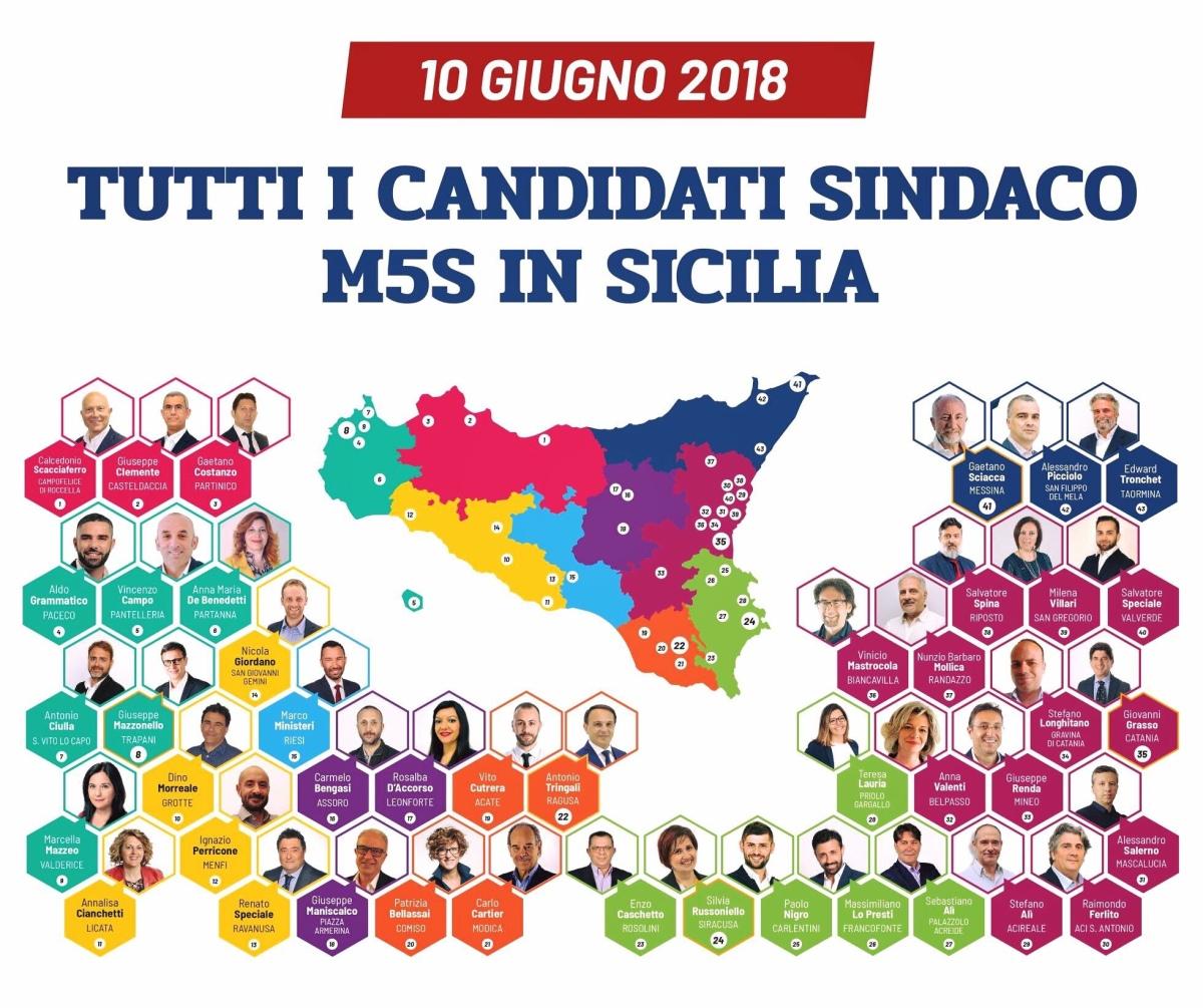 """Lorefice: """"Il 10 giugno andate a votare. La Sicilia merita l'impegno di ciascuno dinoi"""""""