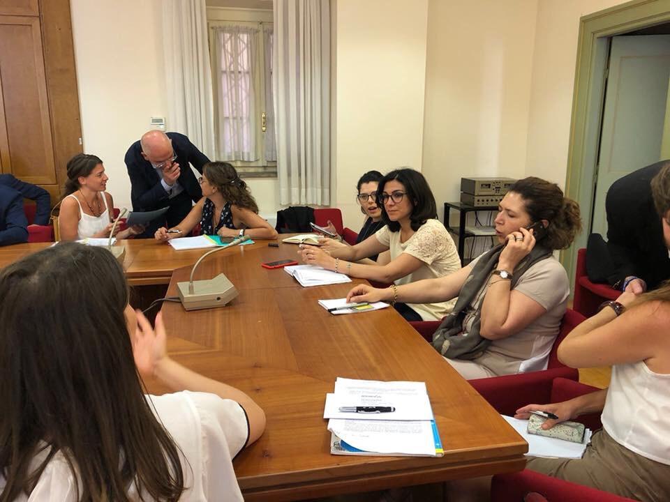 """Riunione congiunta Camera-Senato, Lorefice: """"Lavoreremo in sinergia per garantire impegno e risultati aicittadini"""""""
