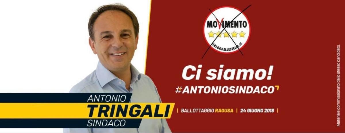 """Ballottaggio amministrative Ragusa. Dep. Lorefice: """"Forza Antonio, siamo conte"""""""