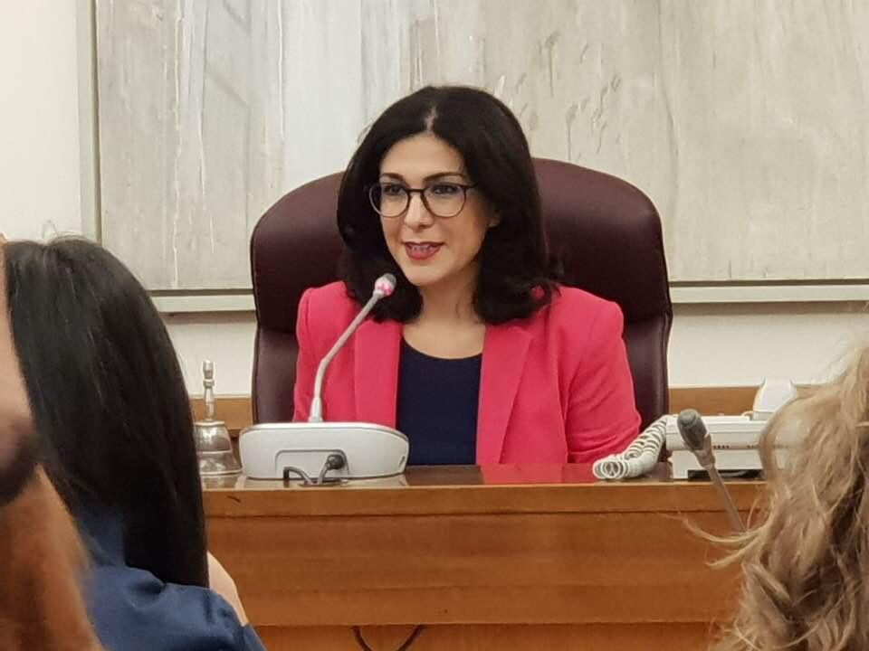 """La dep. Marialucia Lorefice eletta Presidente della Commissione Affari Sociali. Lorefice: """"Al primo posto del nostro programma gli italiani e la salutepubblica"""