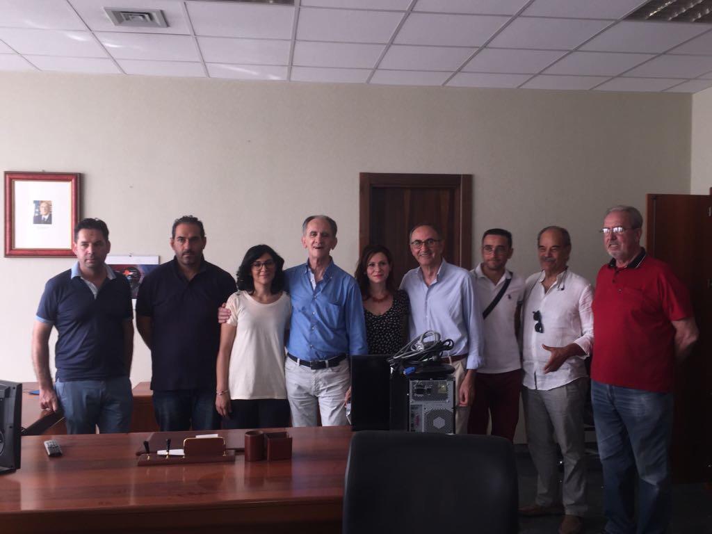 """Delegazione parlamentare del M5S in visita al tribunale di Modica. Prossimo step: """"Chiedere al Ministro Bonafede di interessarsi alla situazione deitribunali"""""""