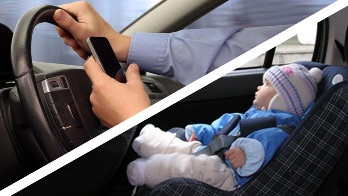 """Mai più bambini dimenticati in auto, Toninelli: """"Una piccola modifica all'articolo 172 del Codice della strada per salvare la vita dei nostrifigli"""""""
