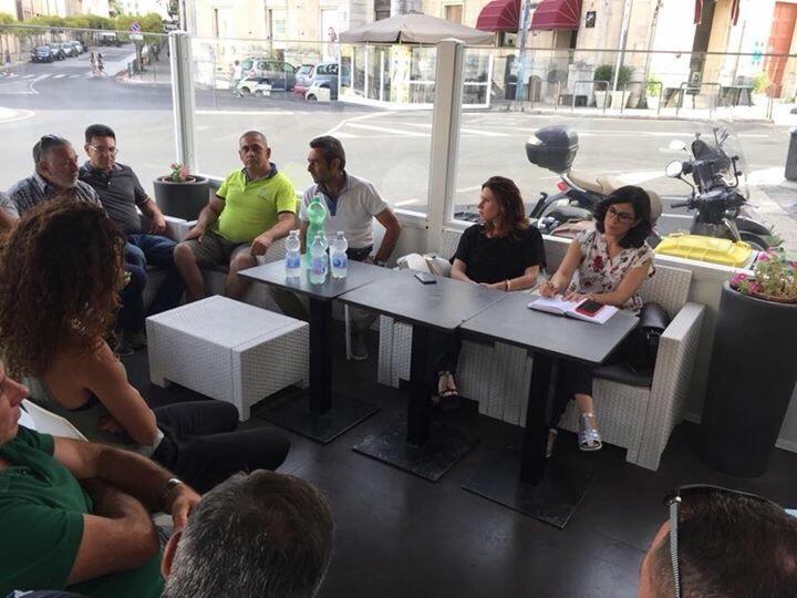 """Ragusa, l'on. Lorefice incontra gli agricoltori: """"La tutela del made in Italy garantirebbe anche le eccellenze del territorioibleo"""""""