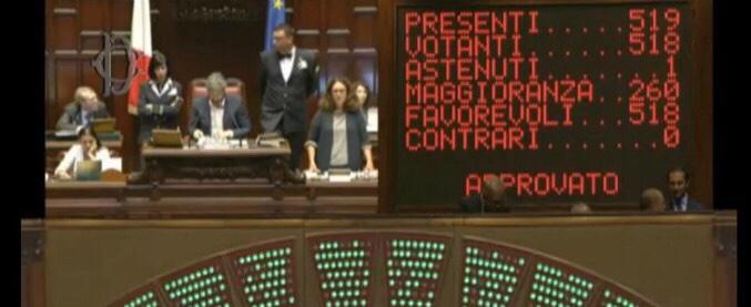 """Antimafia, via libera alla Camera all'istituzione della commissione. Che avrà nuovi poteri sulle """"listepulite"""""""