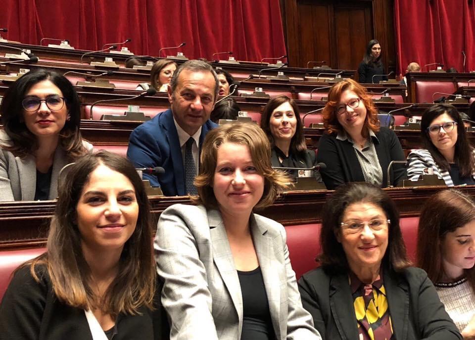 In Aula per l'esame della legge di#Bilancio