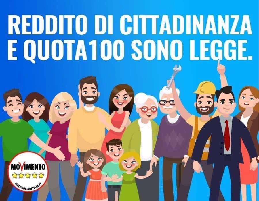 Approvato il Decretone, reddito di cittadinanza e quota 100. Presto inGazzetta