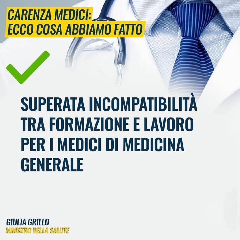 """Sanità, Lorefice (M5S): """"Grazie al ministro Grillo correggiamo la rotta  certi che la strada intrapresa sia quella giusta"""" - m5stelle.com - notizie m5s"""