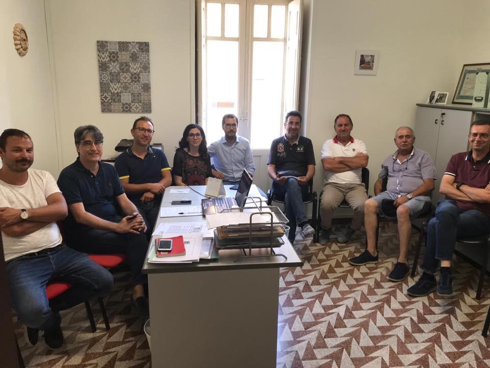 Autostrada Sr-Gela tratto Rosolini-Modica, Lorefice e Ficara (M5S) incontrano la CnaIspica
