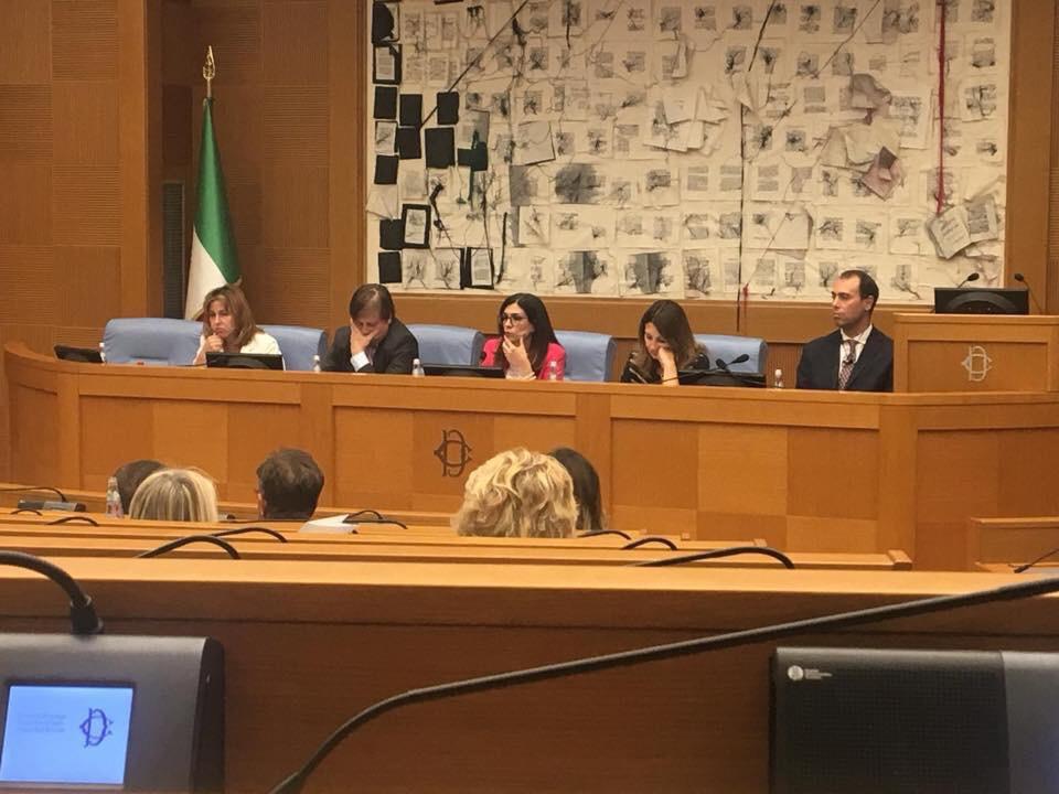 #SANITA': IERI AUDIZIONE MINISTRO Giulia Grillo: IL SUO OPERATO IN UN ANNO DIMOSTRA IMPEGNO MASSIMO A DIFESA DEICITTADINI