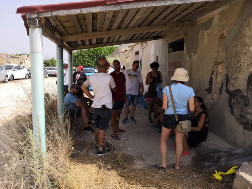 Punta Cirica, il Meetup di Ispica e la giornata di sensibilizzazione al rispetto dell'ambiente -guarda le foto - m5stelle.com - notizie m5s