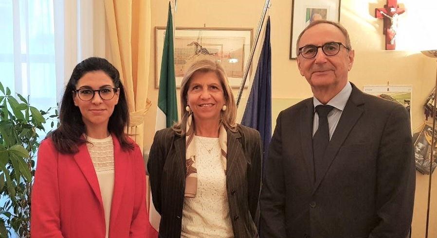 Aste giudiziarie, stamani incontro tra i parlamentari Pisani e Lorefice e il Prefetto diRagusa.