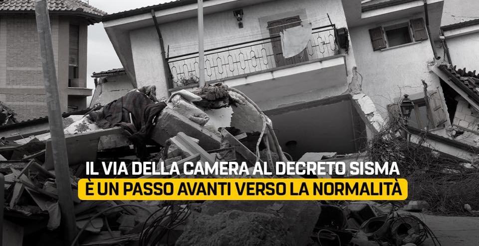 Decreto Sisma, approvato un ordine del giorno per Ragusa e altre province siciliane colpire daalluvioni